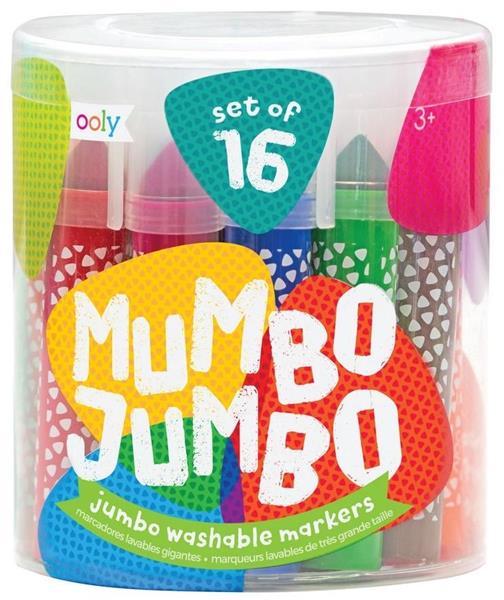 Flamastry Mumbo Jumbo (16szt)