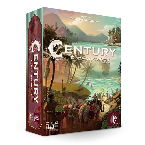 Century Cuda Wschodu CUBE