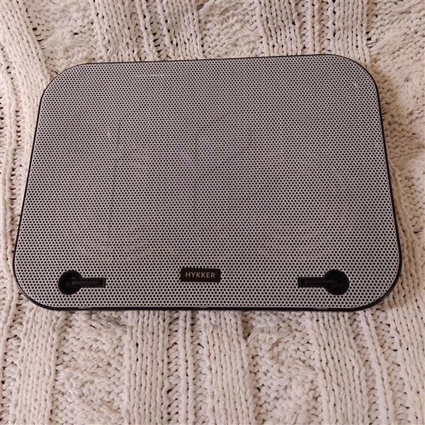 Podkładka chłodząca pod laptopa szara