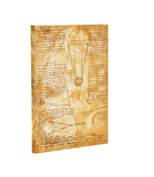 Kalendarz książkowy maxi 2020 12M wer. Leonardo