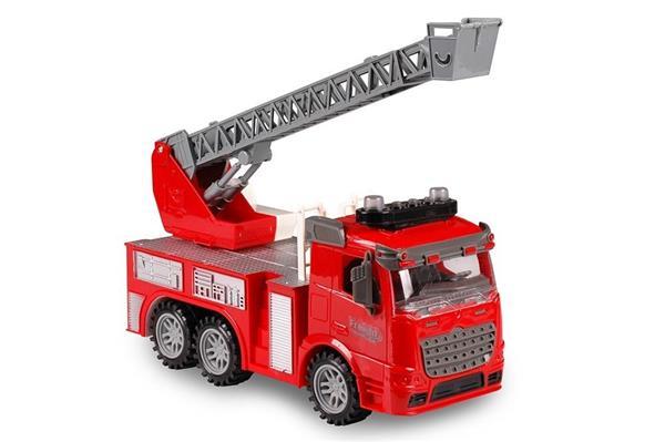 Auto straż pożarna na radio