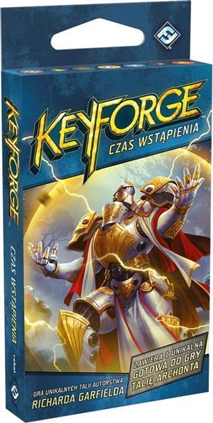 KeyForge: Czas Wstąpienia - Talia Archonta REBEL