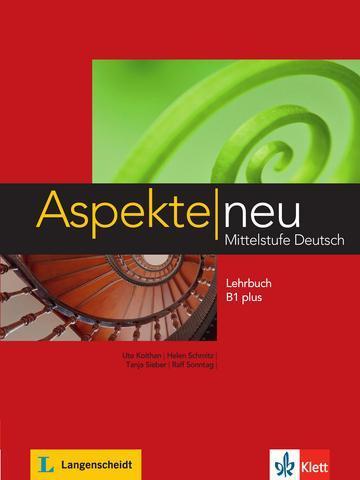 Aspekte Neu B1+ podr. (bez DVD) LEKTORKLETT