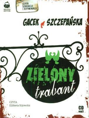 Zielony trabant audiobook OUTLET