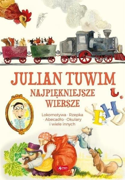 Julian Tuwim.Najpiękniejsze wiersze
