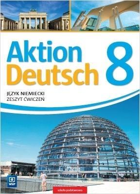 Aktion Deutsch 8 ćw. WSiP