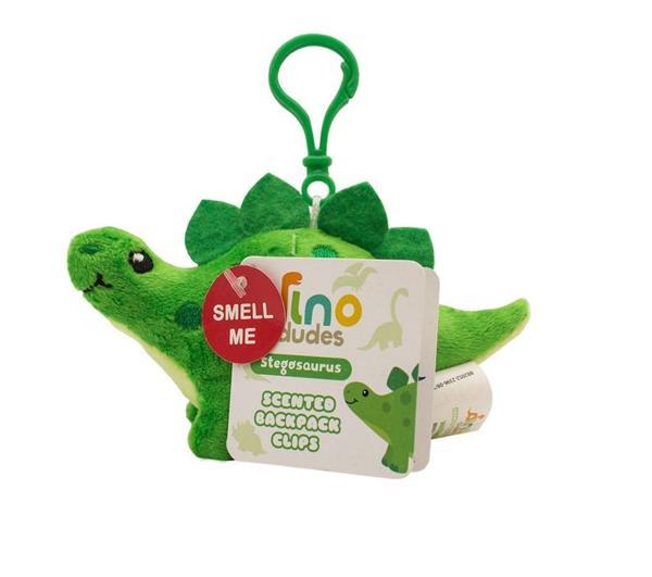 Pachnący breloczek dino - Stegosaurus