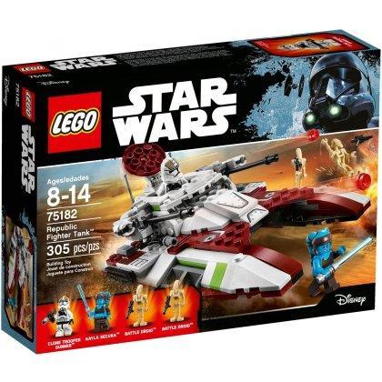 LEGO 75182 Czołg bojowy Republiki