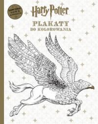 HARRY POTTER PLAKATY DO KOLOROWANIA outlet