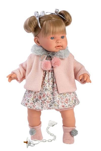 Lalka 42264 Alexandra płacząca blondynka 42cm