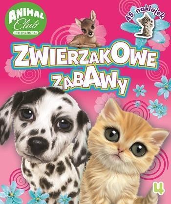 Animal Club 4 Zwierzakowe zabawy