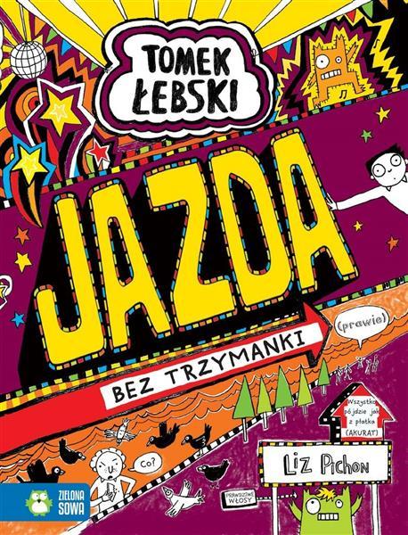 Tomek Łebski. cz 13. Jazda bez trzymanki (prawie) -22882