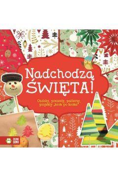 Nadchodzą Święta! Ozdoby, prezenty, projekty -34610
