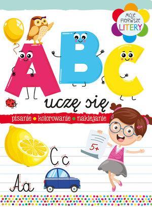 ABC uczę się! Moje pierwsze litery-30863