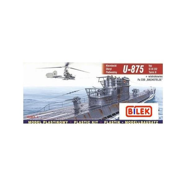 Okręt Podwodny U-875 Niemiecki-304432