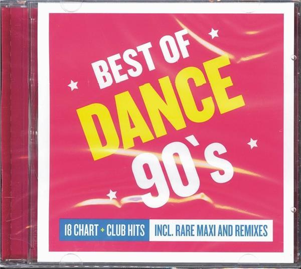 Best of dance 90's CD-317504