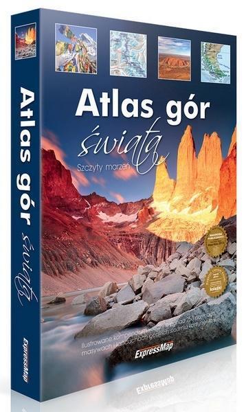 Atlas gór świata. Szczyty marzeń w.2018