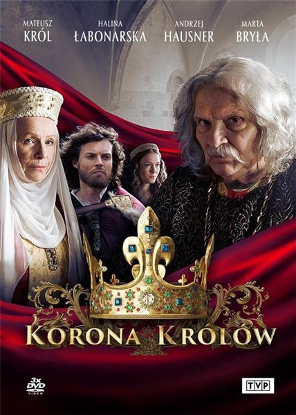 Korona Królów. Sezon 1 (3 DVD)