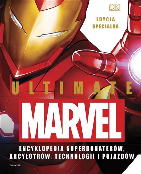 Ultimate Marvel. Encyklopedia superbohaterów...