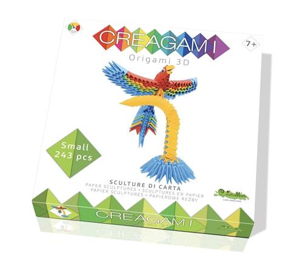 Creagami: Papuga CUBE