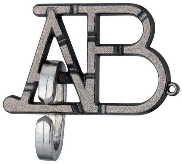 Łamigłówka Cast ABC - poziom 1/6 G3