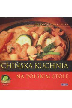 Chińska kuchnia na polskim stole outlet