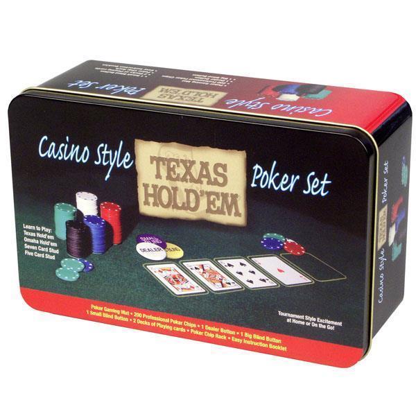Poker economy Texas Hold'em ALBI