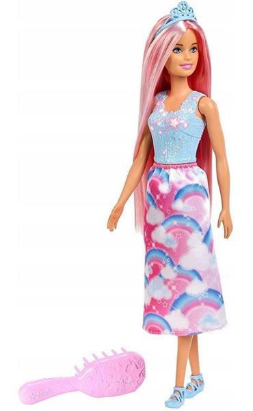 Barbie Księżniczka, różne rodzaje