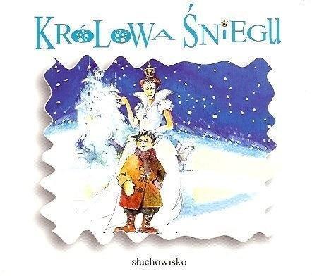 Królowa Śniegu audiobook