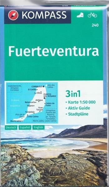 Fuerteventura 1:50 000 Kompass