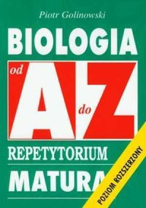 Repetytorium Od A do Z - Biologia ZR w.2012 KRAM