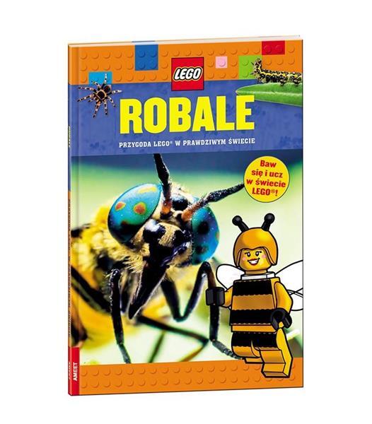 Robale. Przygoda LEGO w prawdziwym świecie