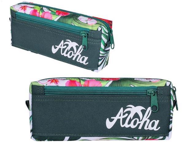 Piórnik WAR-552 Aloha klocek zielony WARTA