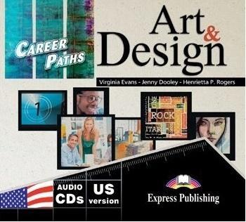 Career Paths: Art & Desing CD