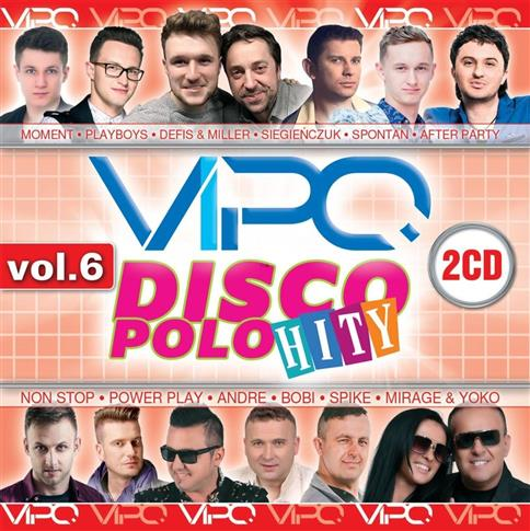 Vipo - Disco Polo Hity vol.6 (2CD)