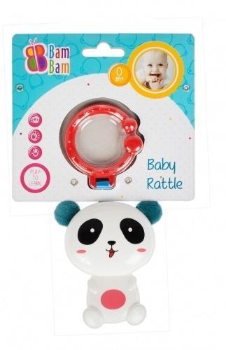 Grzechotka panda BAM BAM