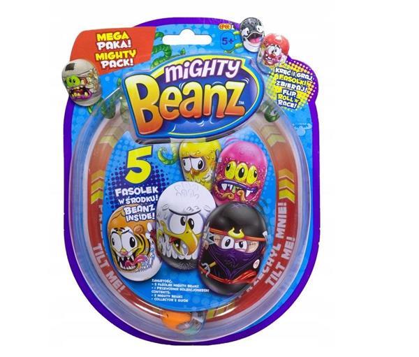 Fasolki Mighty Beanz 5pak