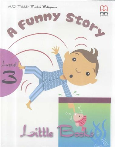 A Funny story + CD-ROM MM PUBLICATIONS
