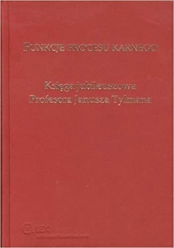 Funkcje procesu karnego