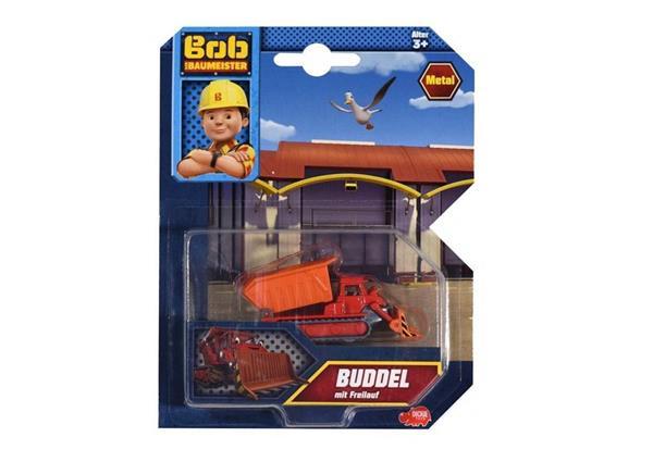BOB Bob budowniczy Metalowe pojazdy mix 1:64