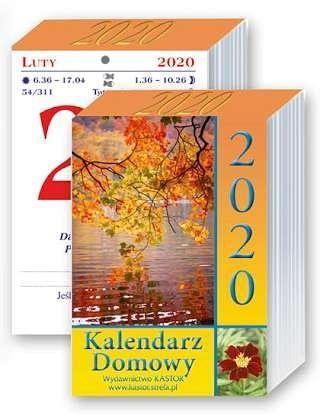 Kalendarz 2020 Zdzierak domowy KL4
