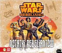 Star Wars Rebelianci. Notatki Rebel outlet
