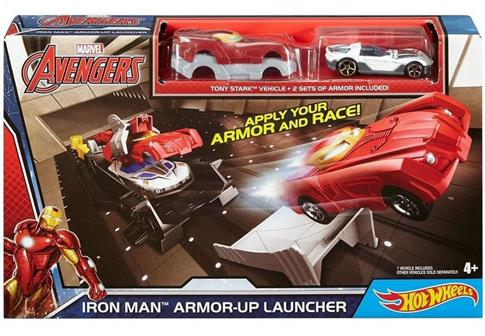 Hot Wheels Marvel Avengers
