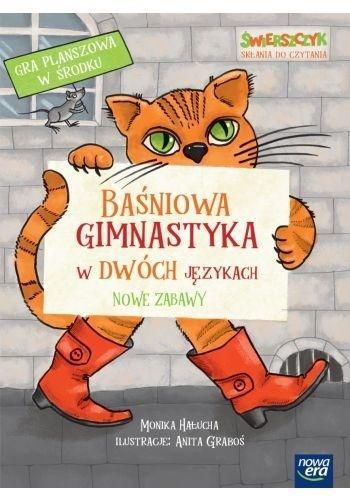 Baśniowa gimnastyka w dwóch językach Nowe Zabawy