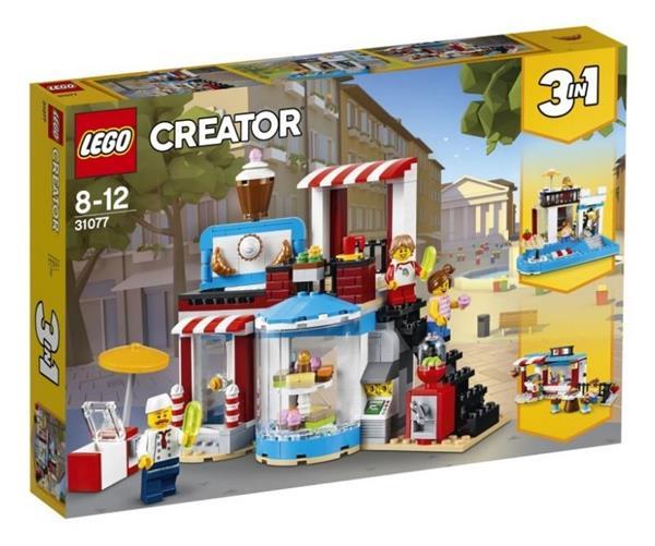 Lego CREATOR 31077 Słodkie niespodzianki