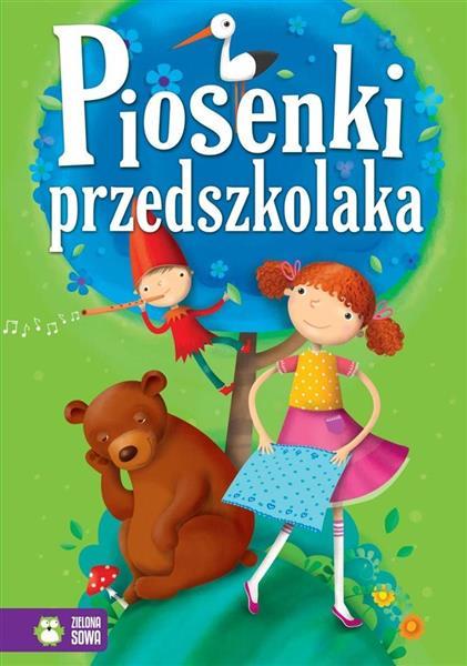 Piosenki przedszkolaka outlet