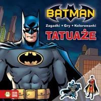 Batman Tatuaże Zagadki Gry Kolorowanki OUTLET