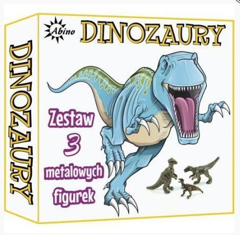 Dinozaury figurki ABINO