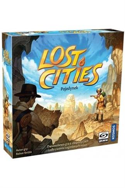 Lost Cities Pojedynek GALAKTA