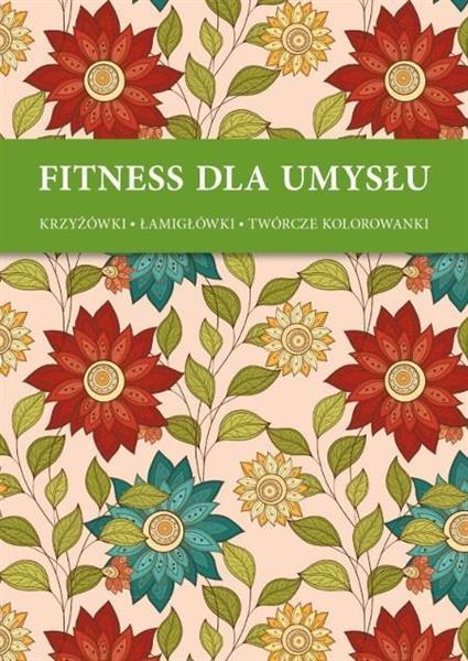 Fitnes dla umysłu - Ornamenty Kwiaty